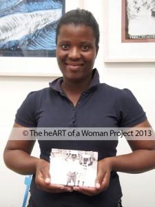 Nwabisa, mother of 2