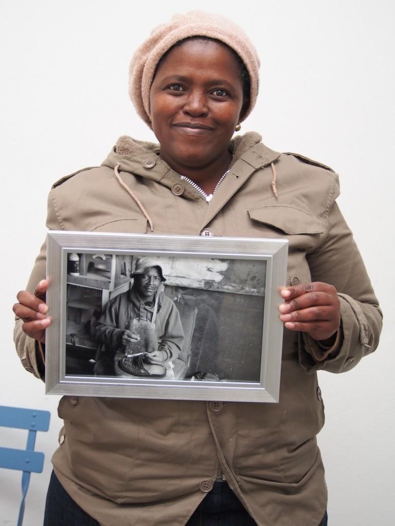Veliswa Wowo, mother of 4